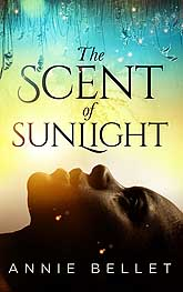 Book Cover Design Sample The Scent of Sunlight