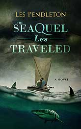 The SeaQuel Les Traveled Book Cover Design