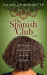 Sample Book Cover Design The Spanish Club