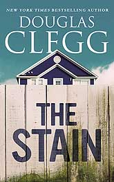 Book Cover Sample The Stain