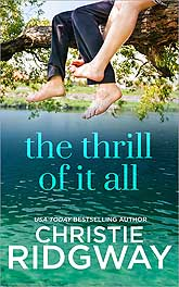 The Thrill of it All Book Cover Design