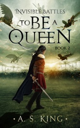 Book Cover Sample To be a queen 01