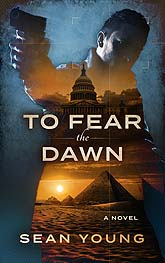 To fear the dawn 3D Book Cover