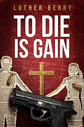 To Die is Gain Book Cover Design
