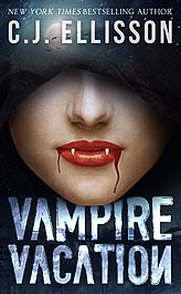 Book Cover Design Vampire Vacation 03f