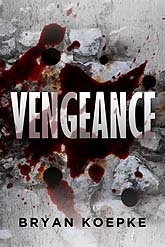 Book Cover Design VengeanceD3 2