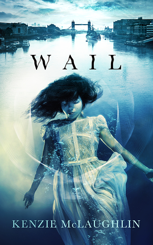 Wail B Book Cover Design
