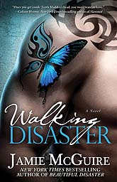 Book Cover Walking Disaster