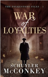 WarOfLoyalties7 Book Cover Design