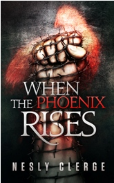 When The Phoenix RisesB Book Cover Design