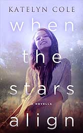 When The Stars Align Sample Book Cover Design