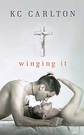 Winging It Book Cover Design