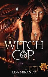 Book Cover Design Sample Witch Cop Ebook