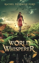 World Whisperer Book Cover Design Sample