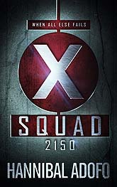 X Squad 3.4 Cover Design