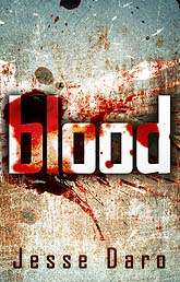 Book Cover Design blood2