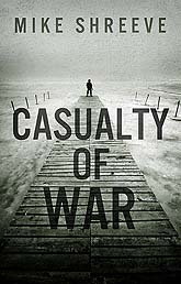 Book Cover Design Sample casualty2