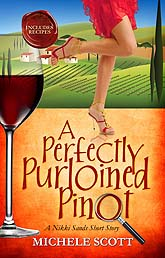 Book Cover Design pinot3