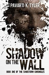 shadow onthewall front Book Cover