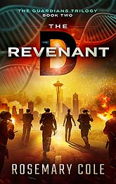 the d revenant 3B Book Cover Design