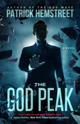Book Cover Design the god peak 03