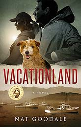 Book Cover Design Sample vacationland 07