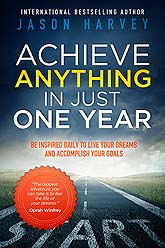 Book Cover Design Sample AchieveAnything5