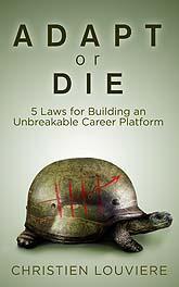 Adapt Or Die Book Cover