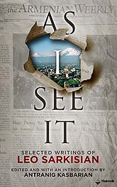 As I See It 12 Cover