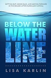 Below The Water Line Book Cover