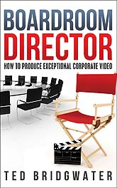Book Cover Design Boardroom Director ebook