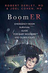 Book Cover Design BoomER Emergency Room Survival Guide D3