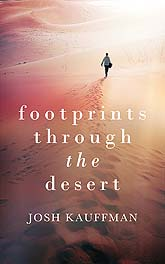Book Cover Design Sample FootprintsThroughtheDesertD2