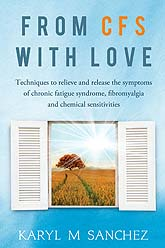 From CFS with Love Ebook Cover Design Sample