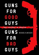 Book Cover Design Guns for Good Guys Guns for Bad Guys 01a
