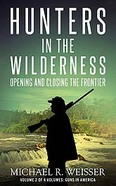 Hunters in the Wilderness Cover
