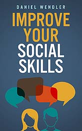 Improve Your Social Skills ebook Book Cover Design