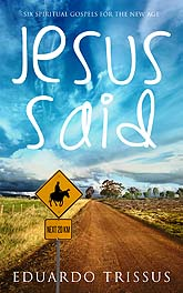 Jesus Said ebook Book Cover Design Sample