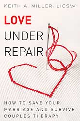 Book Cover Love Under Repair
