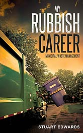 Cover Design My Rubbish Career ebook