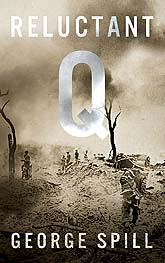 Reluctant Q Book Cover Design Sample
