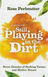 Still Playing In The Dirt Book Cover Design Sample