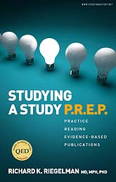 Cover Studying a Study HR