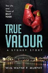 True Valour Book Cover Design Sample