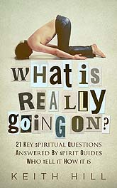 What Is Really Going On Book Cover
