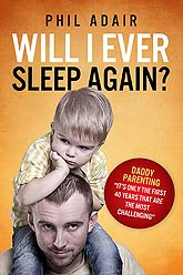 daddyparenting1 Sample Book Cover